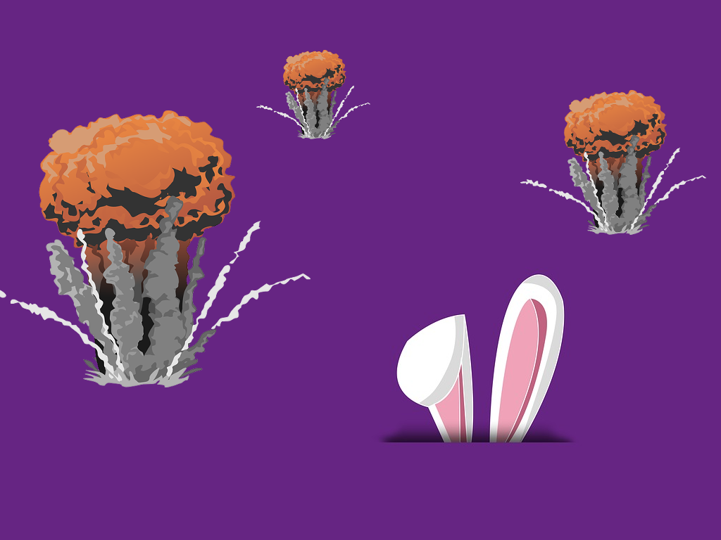 easter bombs